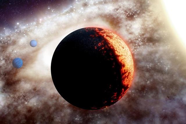 NASA phát hiện ra hành tinh 10 tỷ năm tuổi kỳ dị trong không gian sâu - 1