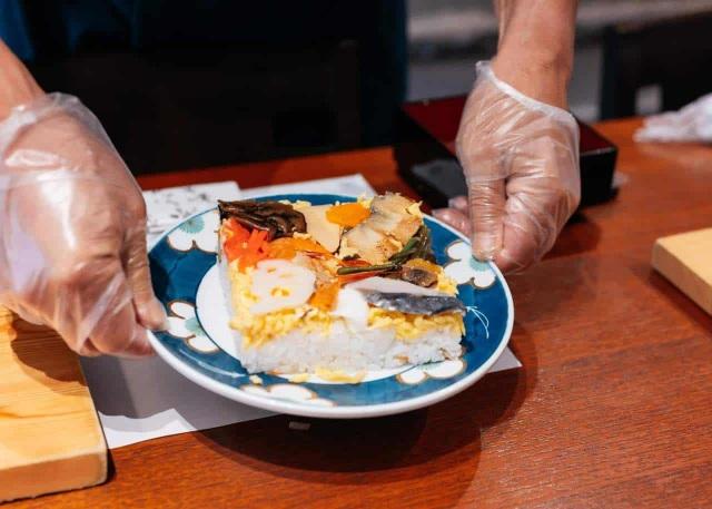 Lịch sử và văn hóa của Okayama qua món sushi - 3