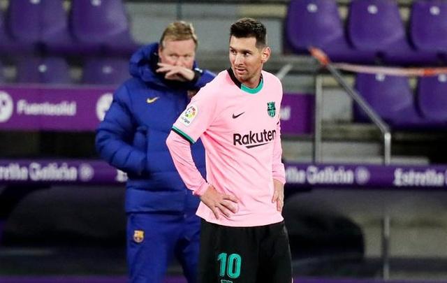 Barcelona nhận tin không vui về Lionel Messi - 1