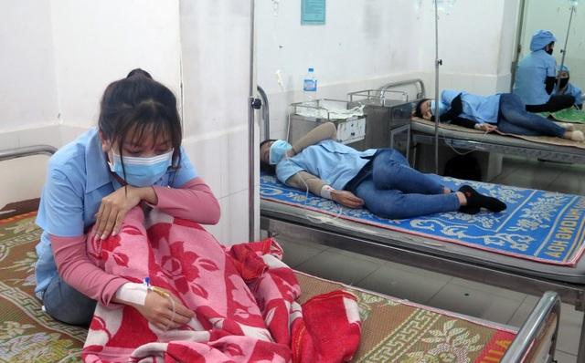 Vụ 82 công nhân nhập viện: 70 người sức khỏe đã ổn định về nhà tự theo dõi - 3
