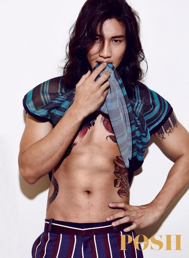 Mê mẩn thân hình như tạc tượng của chàng Aquaman châu Á - 15