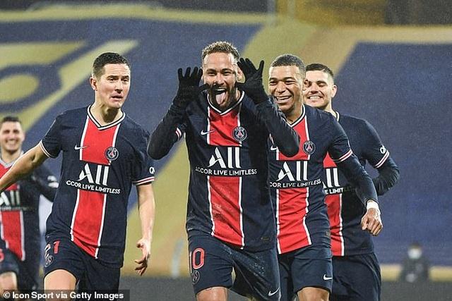 Neymar tỏa sáng, tân HLV Pochettino giành danh hiệu đầu tiên cùng PSG - 3