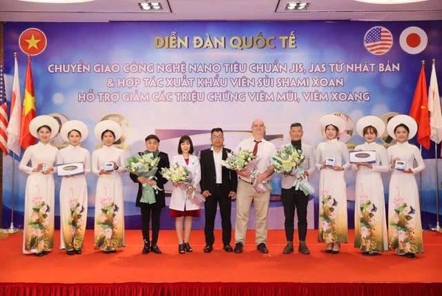 Shami Xoan - giải pháp hỗ trợ điều trị và ngăn ngừa biến chứng viêm xoang của người Việt - 2