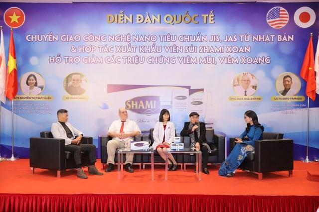 Shami Xoan - giải pháp hỗ trợ điều trị và ngăn ngừa biến chứng viêm xoang của người Việt - 3