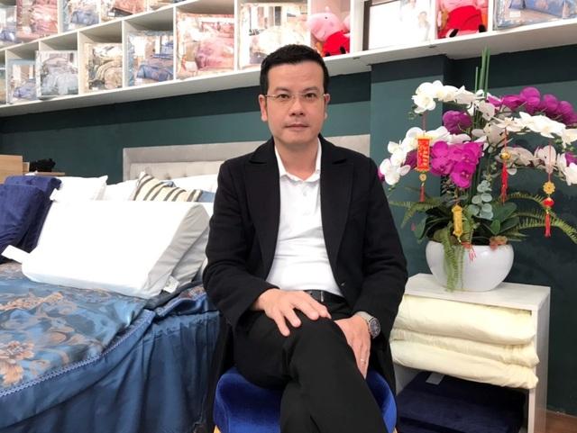 CEO Võ Mạnh Quốc - Sleepy mang đến trải nghiệm tốt nhất cho khách hàng - 1