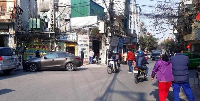 Một người tử vong sau va chạm với xe của Trưởng phòng Kinh tế Hạ tầng - 1