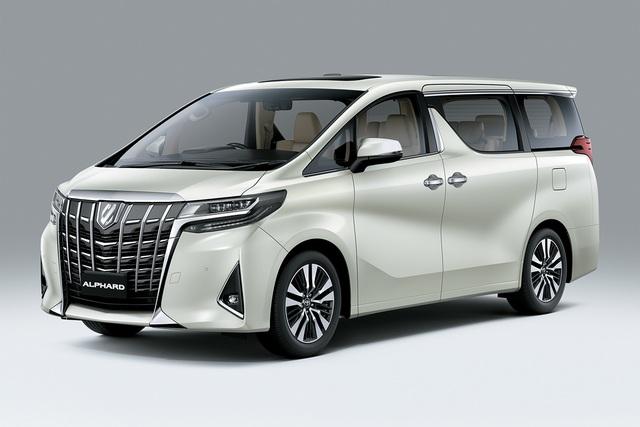 Toyota Alphard 2021 về VN: Chuyên cơ mặt đất tăng giá gần 200 triệu đồng - 1