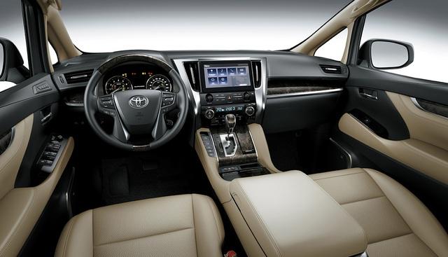 Toyota Alphard 2021 về VN: Chuyên cơ mặt đất tăng giá gần 200 triệu đồng - 2