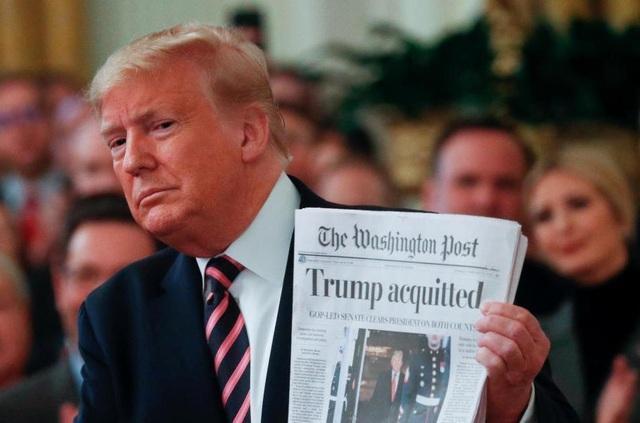 Ông Trump có thể trắng án tại Thượng viện - 1