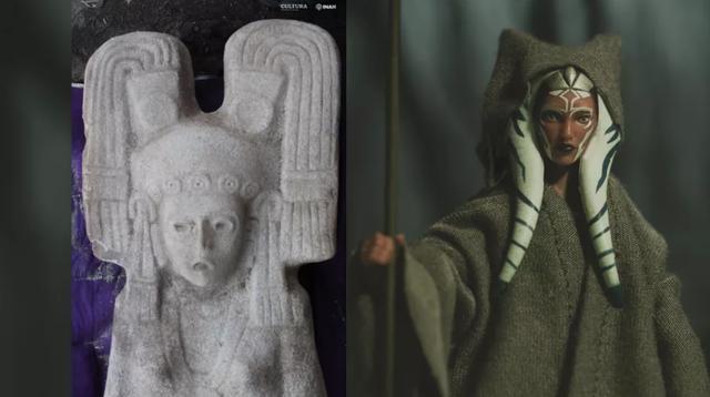 Phát hiện bức tượng cổ bí ẩn trăm năm tuổi ở Mexico - 1
