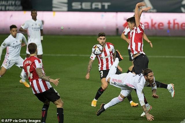 Thua Bilbao, Real Madrid tan mộng vô địch Siêu Cup Tây Ban Nha - 3