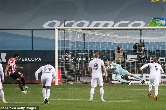 Thua Bilbao, Real Madrid tan mộng vô địch Siêu Cup Tây Ban Nha - 2