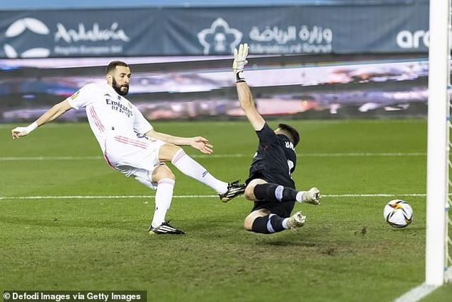 Thua Bilbao, Real Madrid tan mộng vô địch Siêu Cup Tây Ban Nha - 5