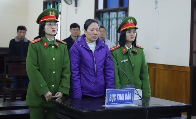 Người phụ nữ nhận án tử hình vì tham 4 triệu đồng - 1
