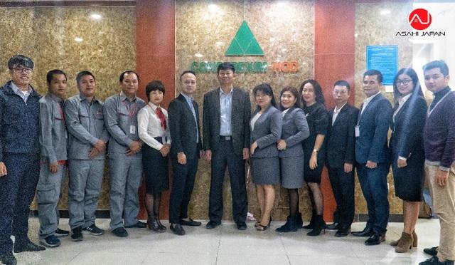 Asahi Japan quản lý vận hành dự án cao cấp Golden Park Tower Cầu Giấy - 1