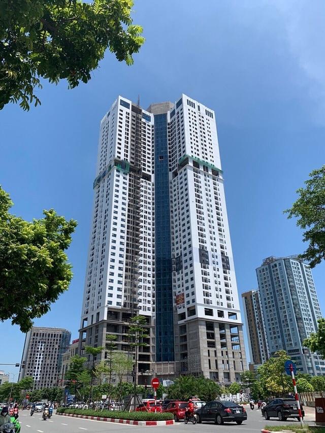 Asahi Japan quản lý vận hành dự án cao cấp Golden Park Tower Cầu Giấy - 2