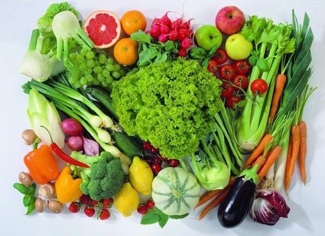 12 thực phẩm giúp đảo ngược gan nhiễm mỡ - 1