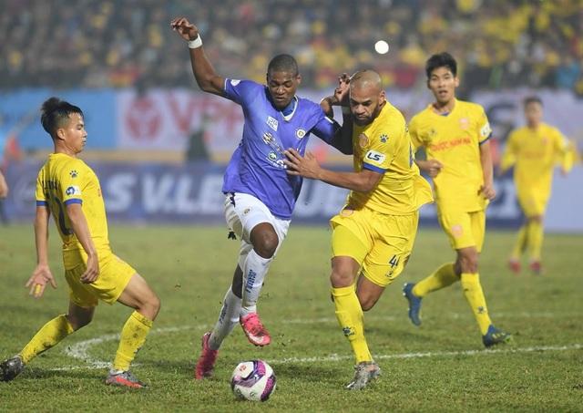 CLB Hà Nội thua đậm CLB Nam Định ở ngày mở màn V-League - 3