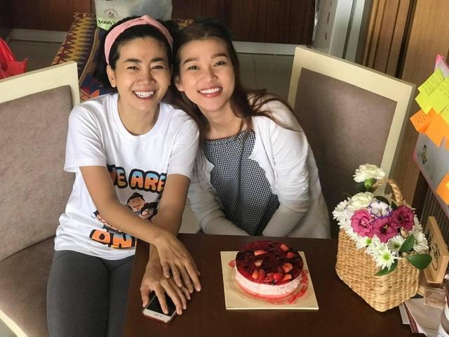 Con gái Mai Phương tự chọn bánh kem cho sinh nhật tưởng nhớ mẹ - 5