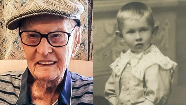 Cụ ông già nhất nước Úc chia sẻ bí quyết sống thọ - 1