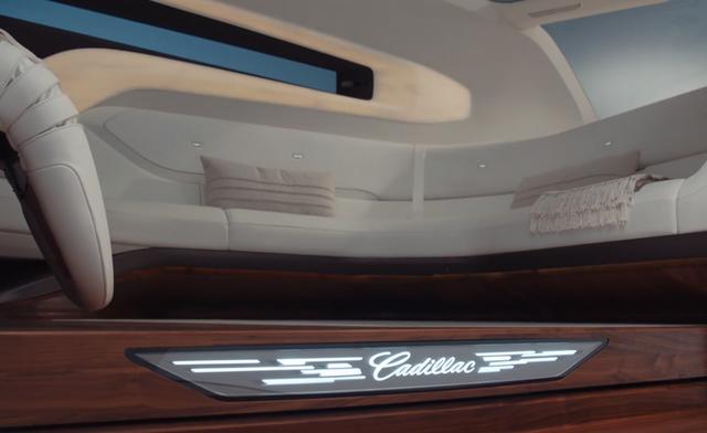 GM trình diễn ý tưởng ô tô tự lái và xe bay độc đáo - 2