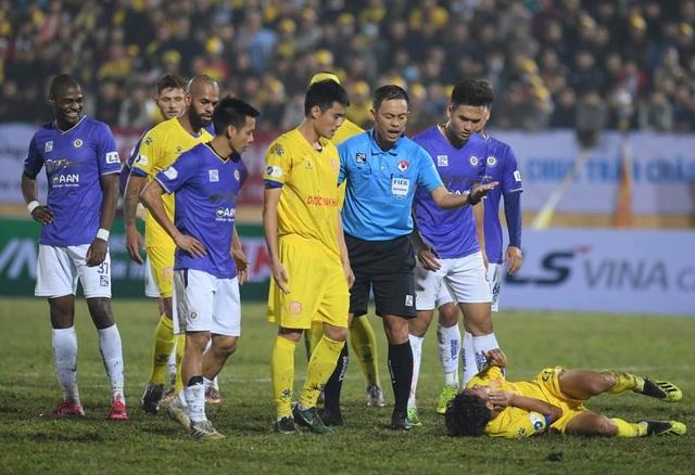 CLB Hà Nội thua đậm CLB Nam Định ở ngày mở màn V-League - 4