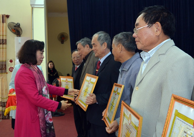 Hội Khuyến học Quảng Bình vận động được trên 77 tỷ đồng năm 2020 - 2