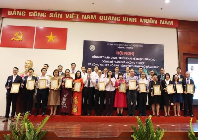 i-on Life vinh dự được bình chọn sản phẩm công nghiệp, công nghiệp hỗ trợ tiêu biểu TPHCM năm 2020 - 1