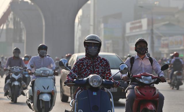 Giải bài toán không khí sạch cho người dân thành thị - 1