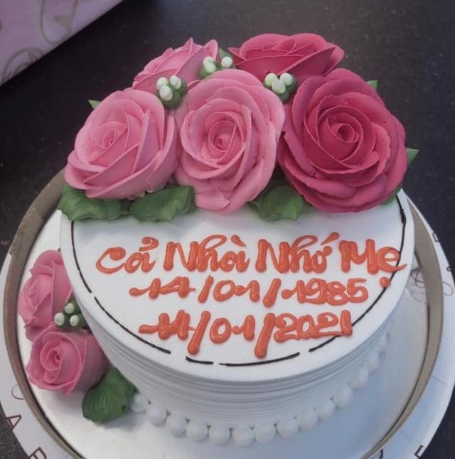 Con gái Mai Phương tự chọn bánh kem cho sinh nhật tưởng nhớ mẹ - 2