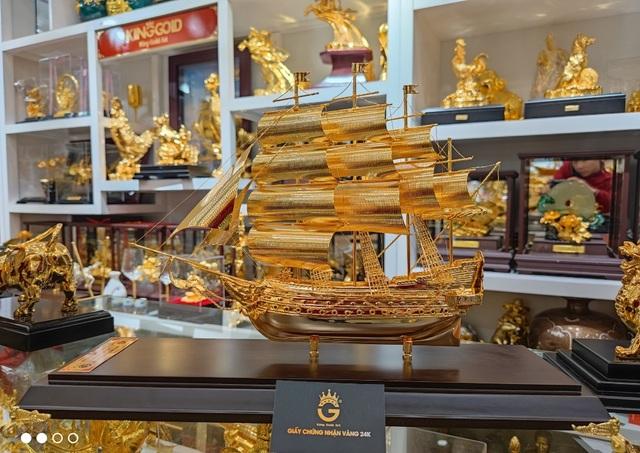 Món quà tết sang trọng, ý nghĩa luôn được giới doanh nhân săn lùng từ King Gold Art - 2