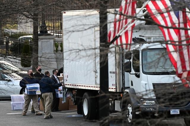 Nhân viên Nhà Trắng gói ghém đồ đạc, chuẩn bị rời đi - 8