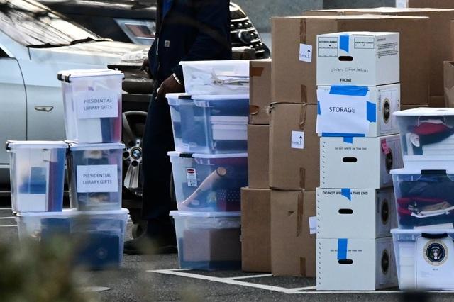 Nhân viên Nhà Trắng gói ghém đồ đạc, chuẩn bị rời đi - 5