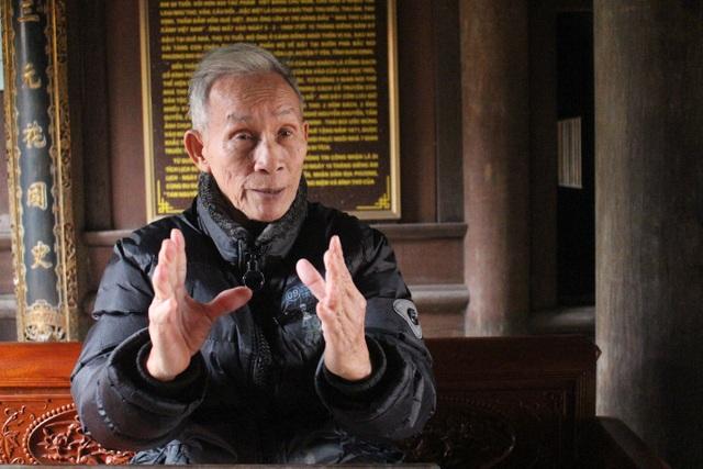 Nhà gỗ trăm tuổi chứa nhiều cổ vật quý của vị quan triều Nguyễn ở Hà Nam - 2
