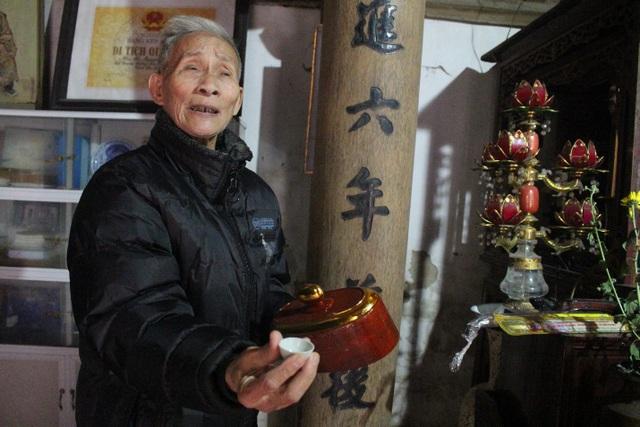 Nhà gỗ trăm tuổi chứa nhiều cổ vật quý của vị quan triều Nguyễn ở Hà Nam - 6