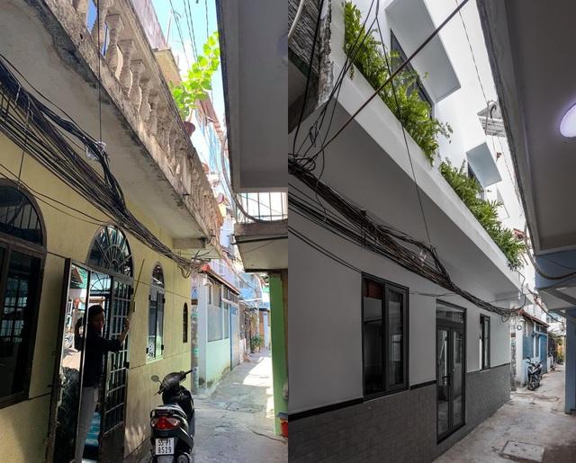 Màn lột xác khó tin của nhà cũ trong hẻm ở Sài Gòn với 850 triệu đồng - 2