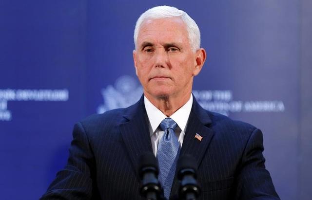 Ông Pence hứa chuyển giao quyền lực suôn sẻ sau phiên luận tội ông Trump - 1