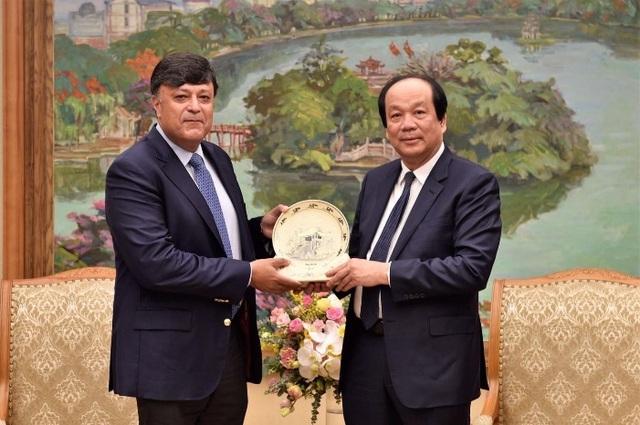 Suntory PepsiCo được tuyên dương vì thành tích đóng thuế tại TP. HCM và Đồng Nai - 2