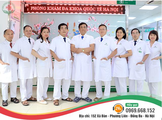 Đơn vị y tế chăm sóc sức khỏe sinh sản uy tín - 1