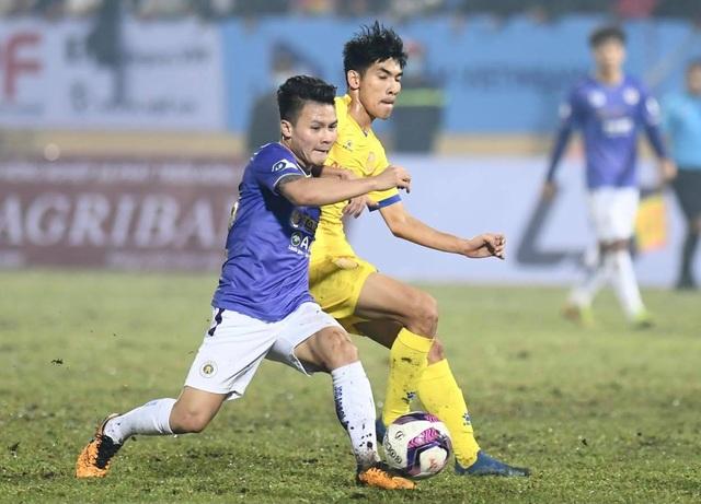 CLB Hà Nội thua đậm CLB Nam Định ở ngày mở màn V-League - 5