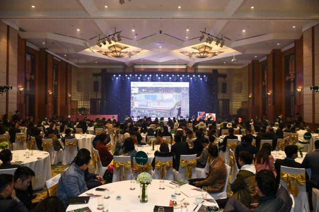 Sự kiện giới thiệu dự án Hado Charm Villas thu hút hàng trăm khách hàng - 1