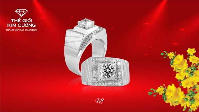 Trao gởi kim cương - Đón xuân yêu thương cùng Thế Giới Kim Cương - 5