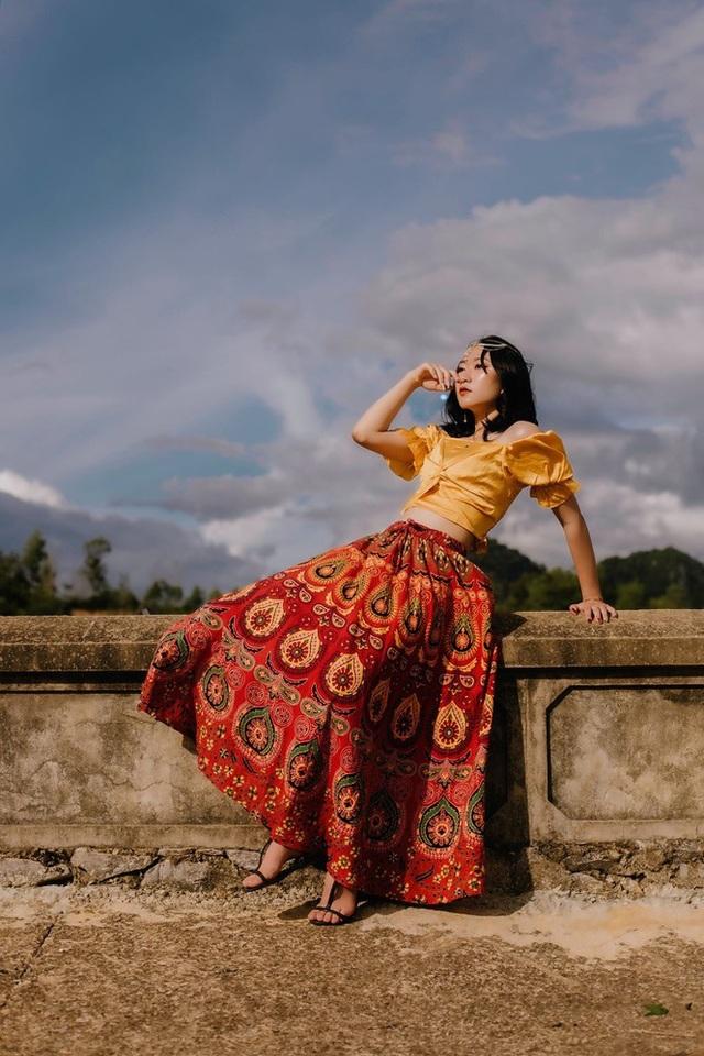 Cô gái dân tộc Thái sở hữu nét đẹp lạ cùng đam mê diễn xuất - 4