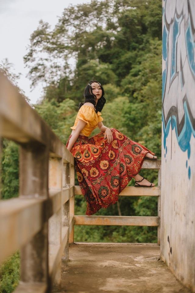 Cô gái dân tộc Thái sở hữu nét đẹp lạ cùng đam mê diễn xuất - 9