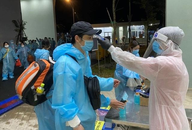 Bình Dương cách ly 4 người liên quan đến chùm ca bệnh Covid-19 tỉnh Hà Nam - 1