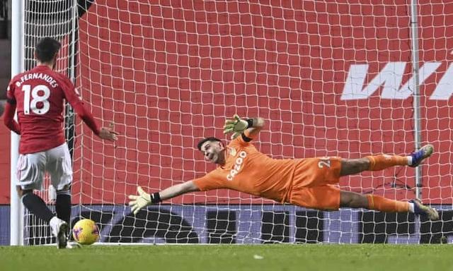 Bruno Fernandes phá kỷ lục tại Premier League - 2