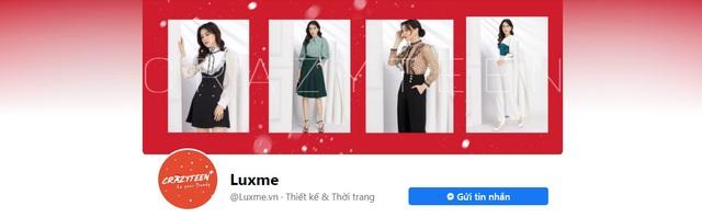 Chuỗi hệ thống 5 cửa hàng thời trang Luxme luôn cập nhật ưu đãi mỗi ngày - 3