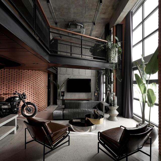 Ngắm căn penthouse đắt giá rộng 180m2, đủ góc sống ảo ở Hà Nội - 1