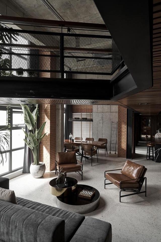 Ngắm căn penthouse đắt giá rộng 180m2, đủ góc sống ảo ở Hà Nội - 2