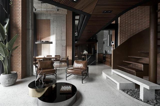 Ngắm căn penthouse đắt giá rộng 180m2, đủ góc sống ảo ở Hà Nội - 4